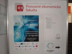 Proběhl první ročník filmového festivalu na ČZU