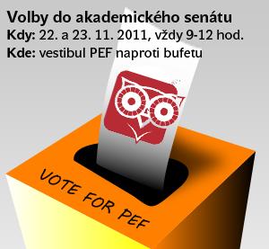 Volby do akademického senátu