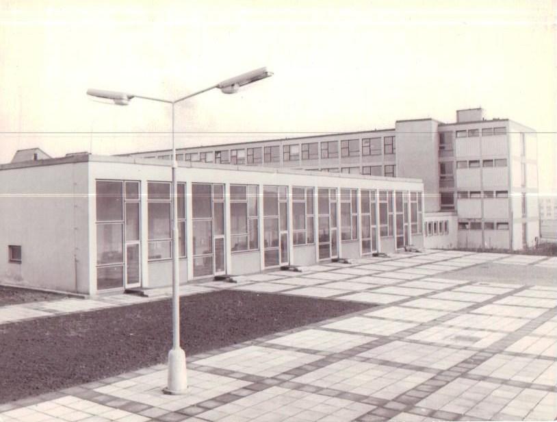 Nově vystavená budova PEF ČZU