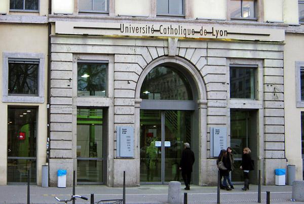 Université Catholique de Lyon