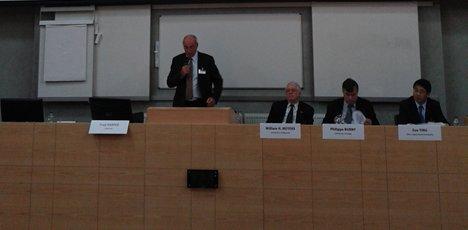 Konference Agrární perspektivy XXII. - Prof. Ulrich Hamm: Spotřebitelé se začínají zajímat o dodavatelské řetězce