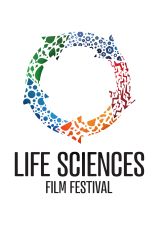 Logo festivalu Life Sciences Film Festival