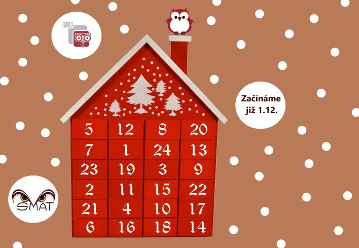 Adventní kalendáře sovy PEF