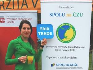 SPOLU na ČZU s Janou Půlpánovou
