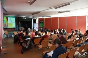 6 - Přednáška v kruhové hale - SMAT