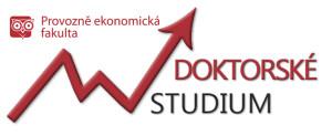 Logo doktorské studium