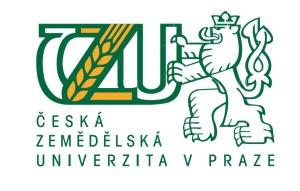 Logo ČZU