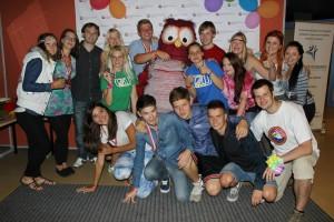 Hipies party - 2. turnus