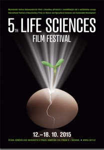 Začíná Life Sciences Film Festival!