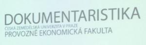 Nápis Dokumentaristika