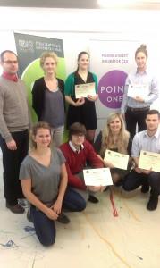 Studenti ČZU uspěli v soutěži AGROFERTu: Porotu zaujala slepice Pipina