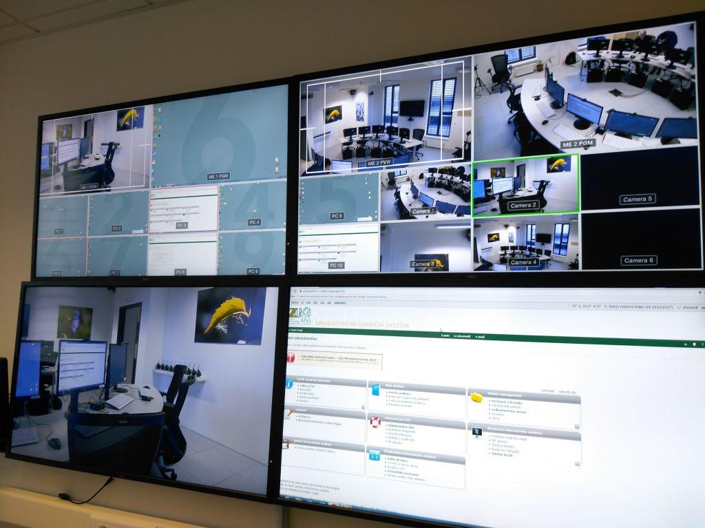 HUBRU - monitory