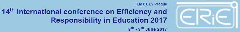 ERIE aneb efektivnost a zodpovědnost ve vzdělávání