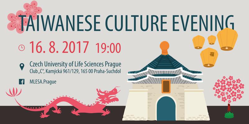Jak probíhal Tchajwanský kulturní večer na ČZU?