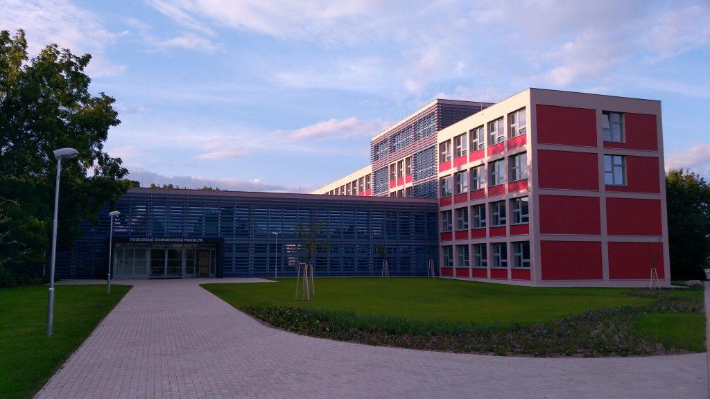 Nová budova PEF - CEMS 2- nová PEFka