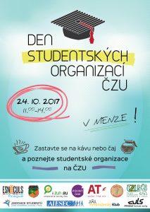 Pozvánka - Den se studentskými organizacemi