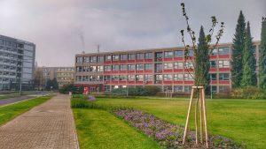 Budova PEF