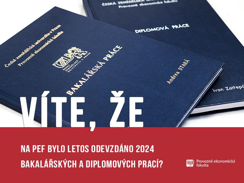 2024 bakalářských a diplomových prací