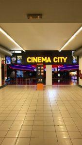 Cinema City na PEF / Autor: Ondřej Fátor