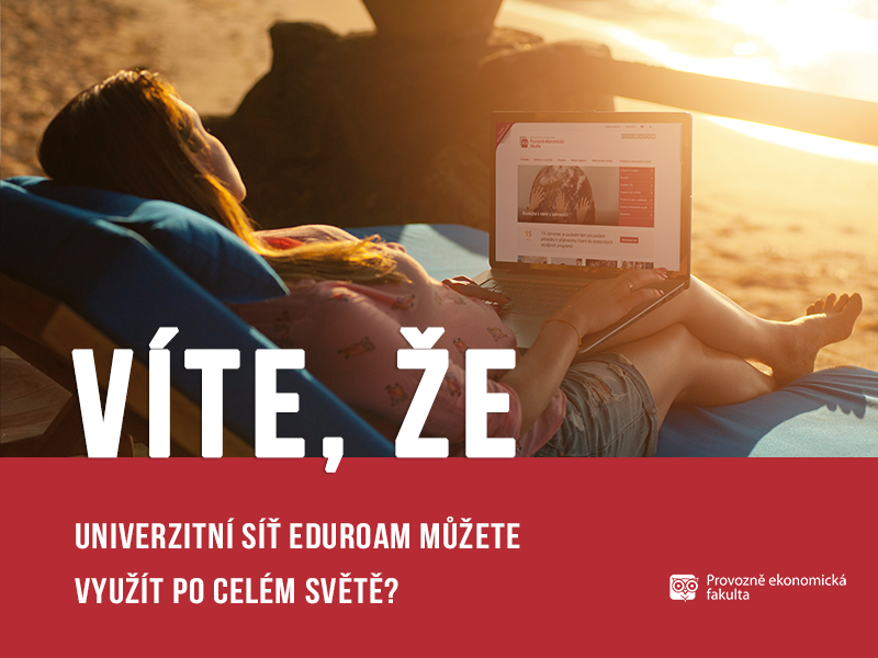 wifi eduroam; autor Patrik Hácha