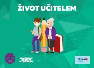 Život učitelem - Česká spořitelna