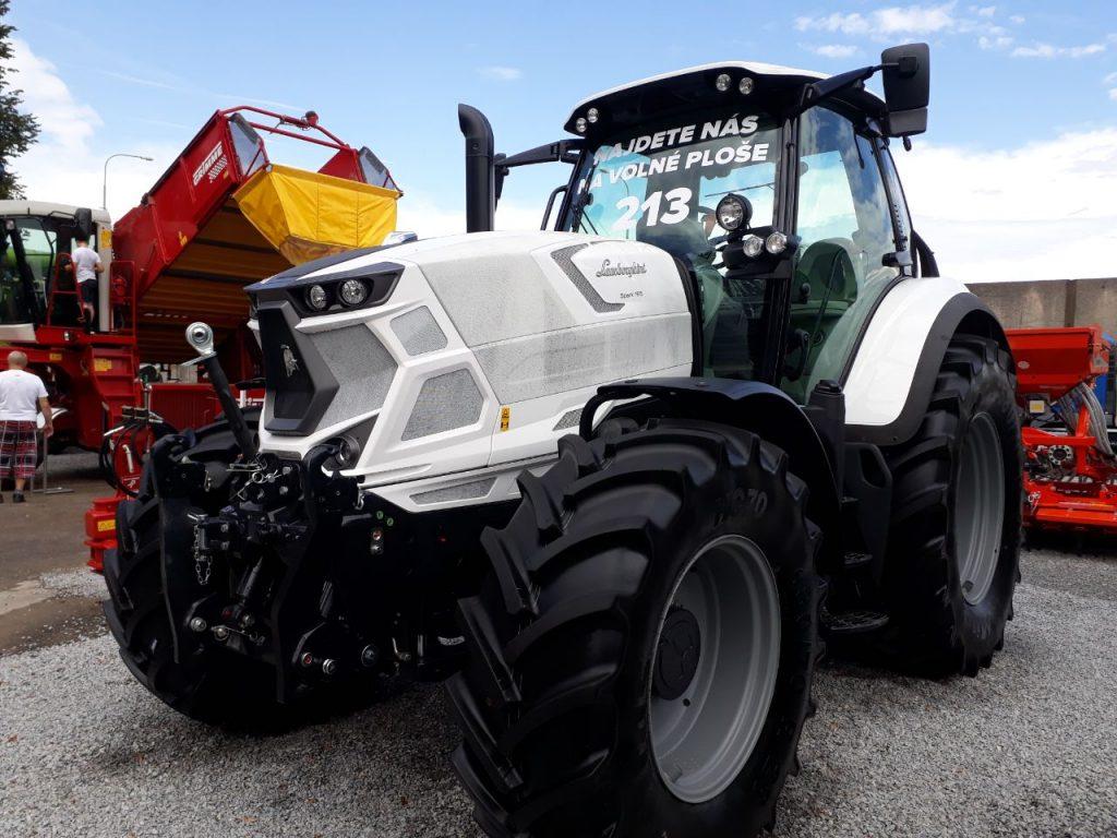 Země Živitelka 2018 traktor | foto: Marie Šimpachová Pechrová