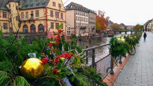 Vánoce Strasbourg 2018