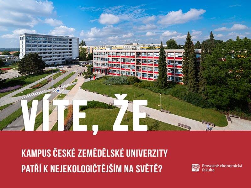 Ekologická univerzita ČZU