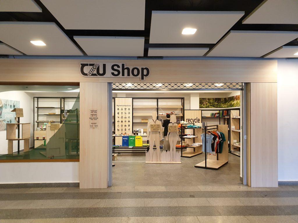 ČZU Shop