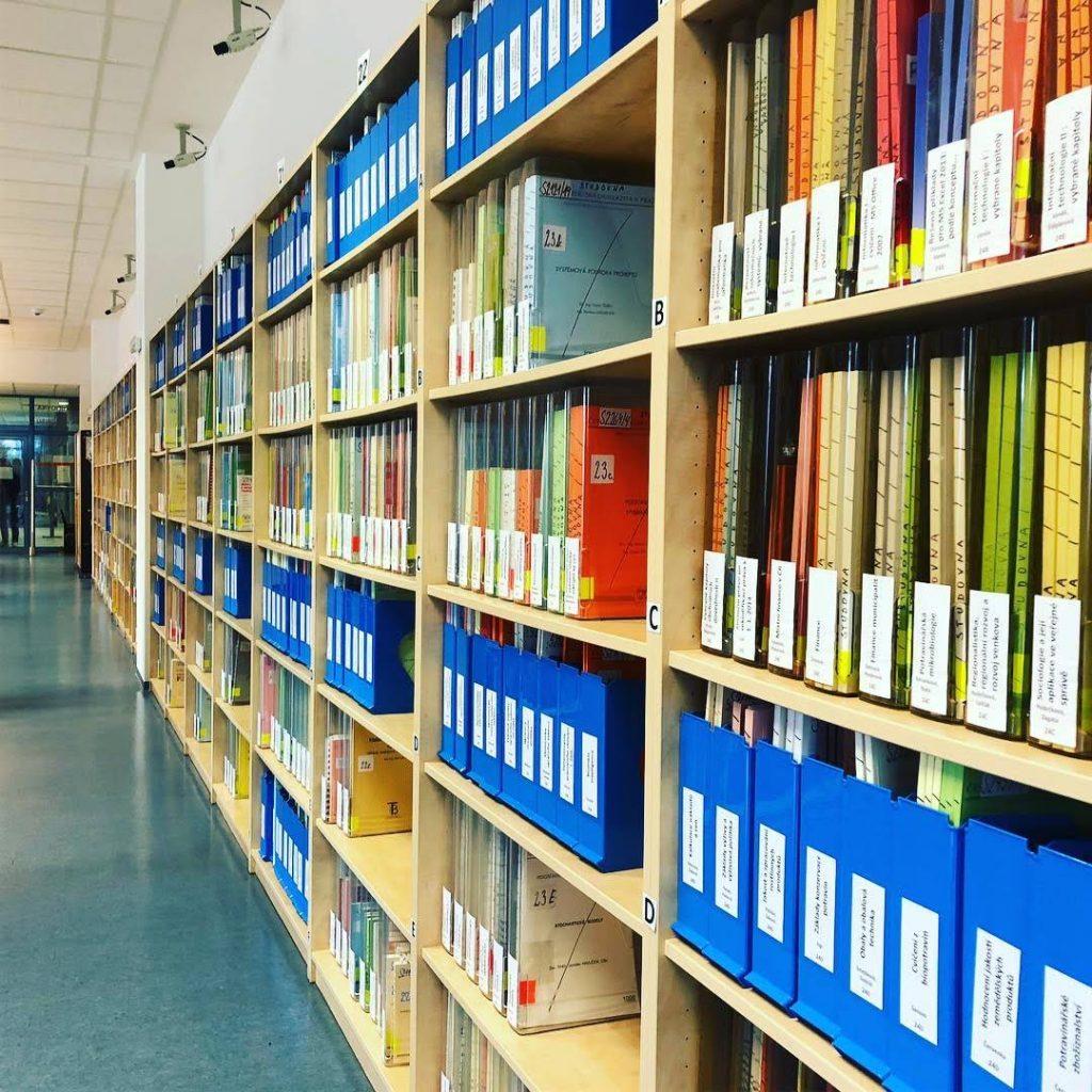 Knihovna ČZU