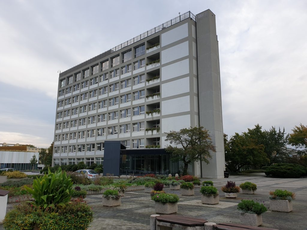 Rektorát ČZU
